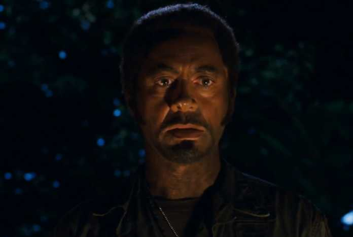 "Robert Downey Jr: ""Tropic Thunder is about how wrong [blackface] is"""