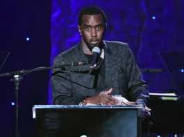 Diddy puts Grammys on year-long diversity deadline