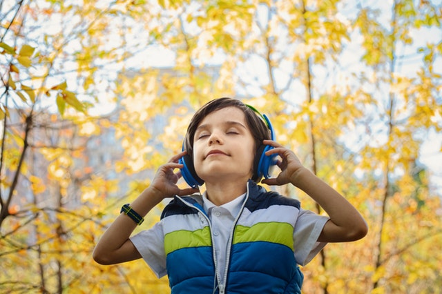 silent disco party for kids