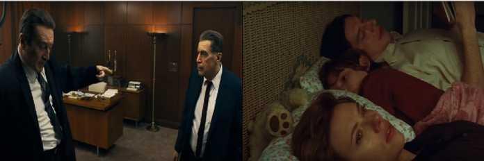 The Irishman, Marriage Story, Netflix Oscar Nominees