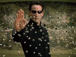 The Matrix, Keanu Reeves