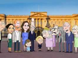 HBO Max to stream animated sitcom based on the British royal family