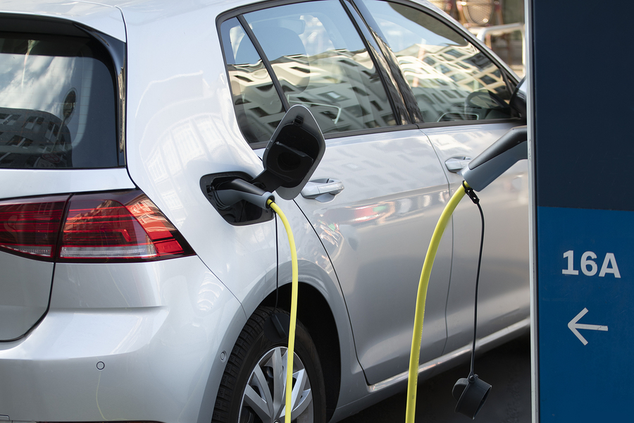 Infinite Energy - electric car chargers