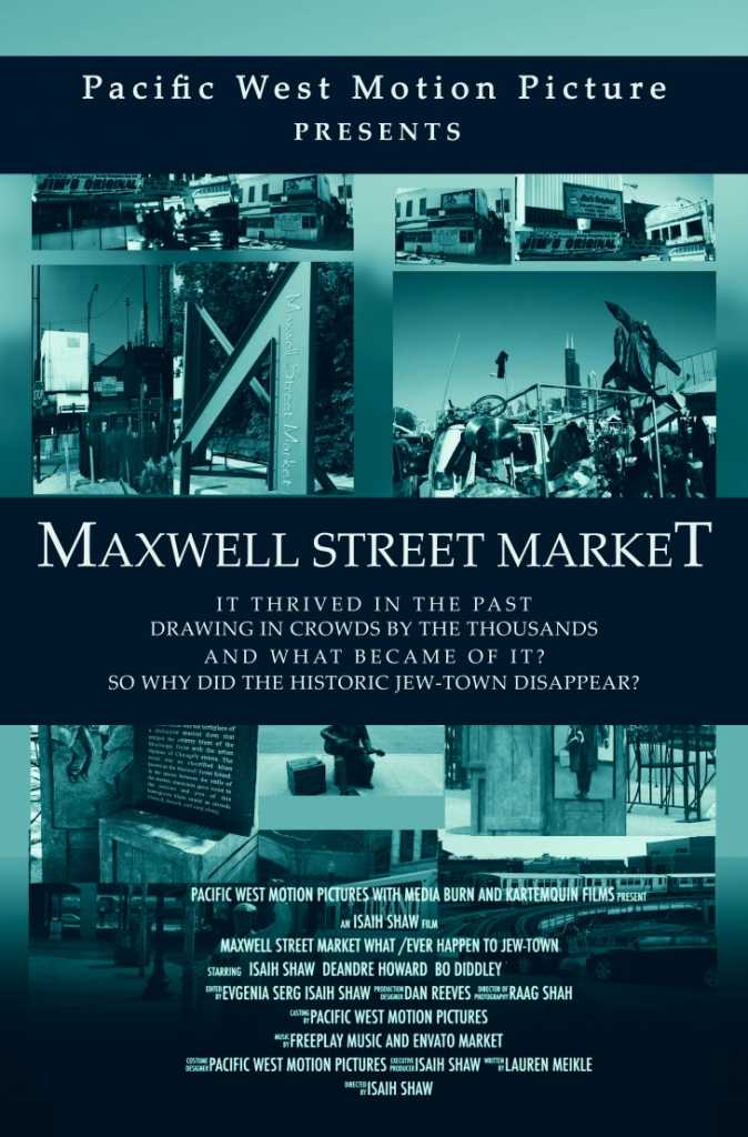 Maxwell Street Market What Ever Happened to Jew-Town