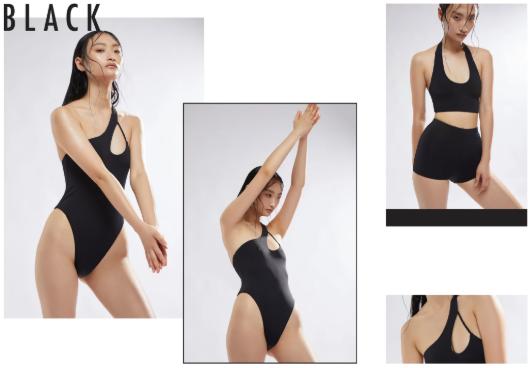 best designer swimwear Myraswim
