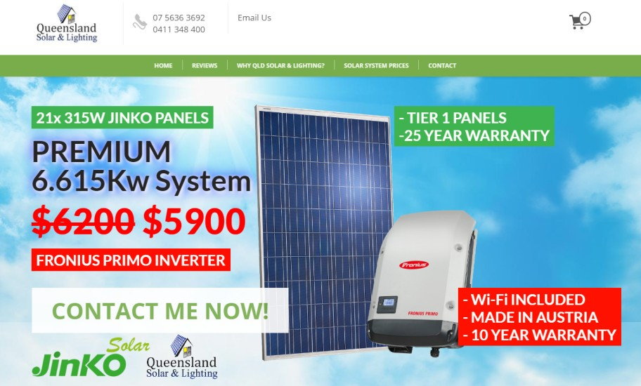 best solar panels in Brisbane