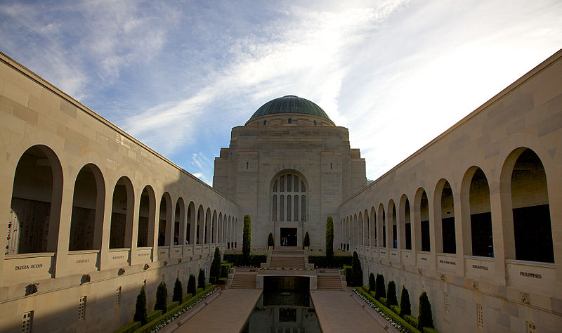 Top 10 Free Things in Canberra ACT Australian War Memorial
