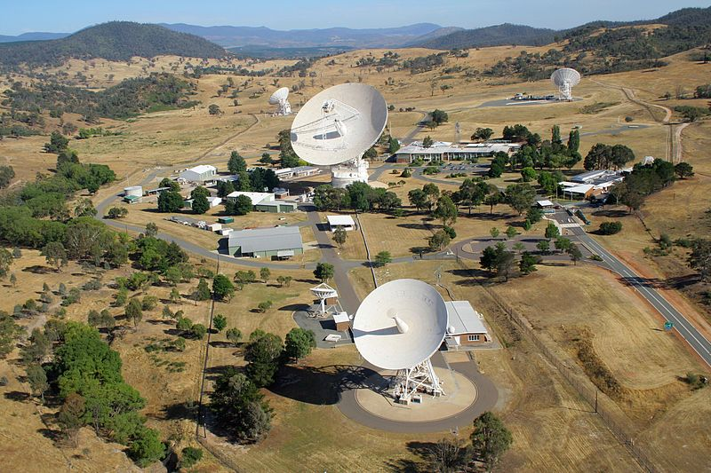 Top 10 Free Things in Canberra ACT Deep Space Communication Complex