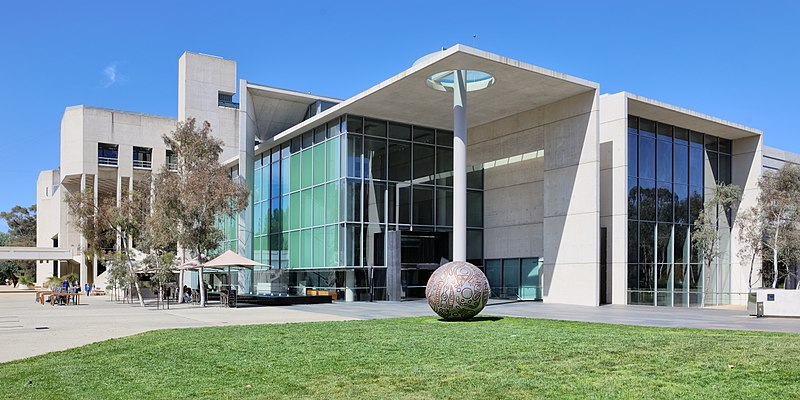 Top 10 Free Things in Canberra ACT National Gallery of Australia