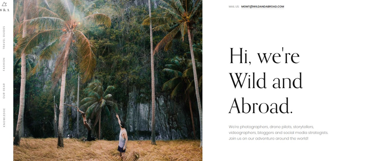 Wild and Abroad