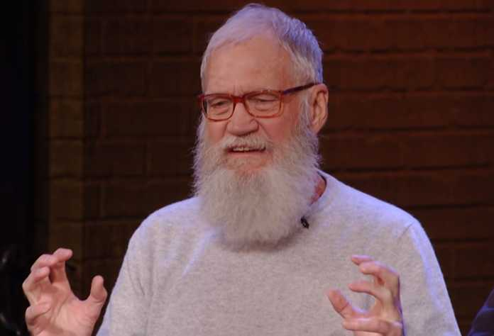 David Letterman recounts heated row with Quentin Tarantino