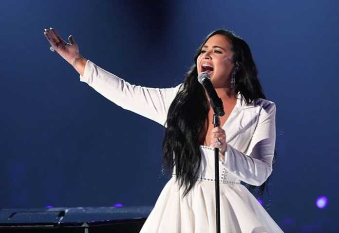 Demi Lovato is hosting a new talk show on Quibi