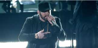 The reason behind Eminem's unexpected Oscars performance