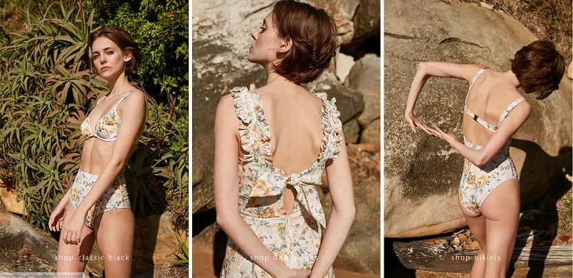 designer swimwear Australia