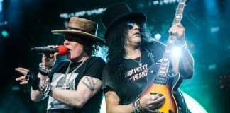 Guns N' Roses set to play at California's new SoFi Stadium