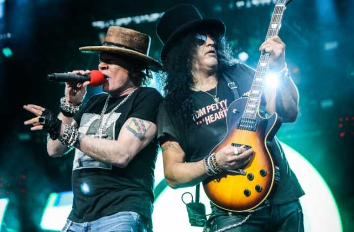 Guns N' Roses set to play at California's new SoFi Stadium