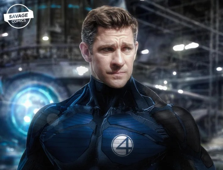 John Krasinski still wants Marvel to cast him as Mr. Fantastic