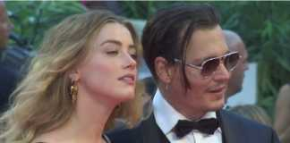 "Amber Heard admits ""hitting"" Johnny Depp in explosive audio"