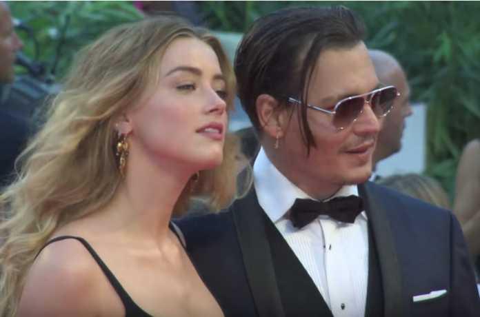 "Amber Heard admits ""hitting"" Johnny Depp in explosive audio"