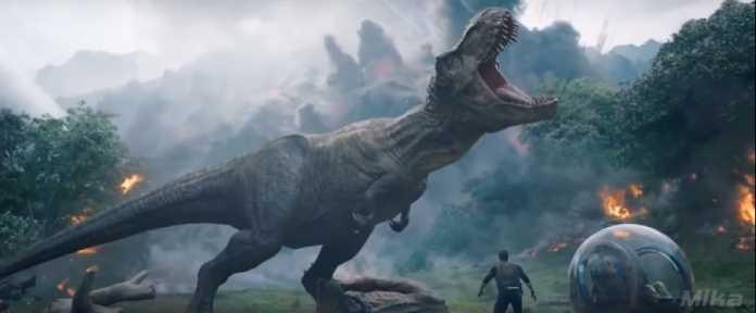 Jurassic World: Fallen Kingdom, Jurassic World 3