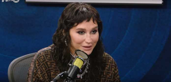 Kesha SiriusXM interview