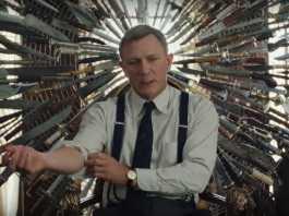 Knives Out, Rian Johnson, Daniel Craig, Chris Evans