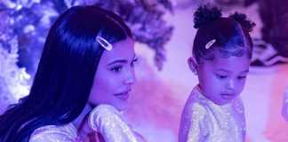 Kylie Jenner on raising Stormi in the public eye