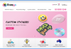 printyo homepage screenshot