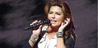 Shania Twain opens up about husband Frédéric Thiébaud