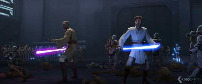 Star Wars: Clones Wars, Disney Plus