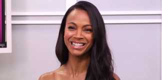 "Zoe Saldana to headline sports drama ""Fencer"""