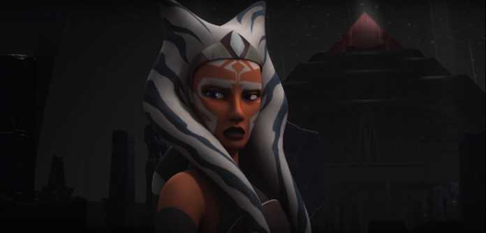 Ahsoka Tano, Star Wars: Rebels
