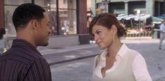 Eva Mendes on a Hitch sequel