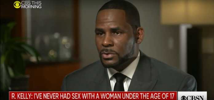 R. Kelly slapped with more federal charges