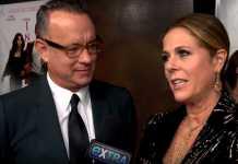 Tom Hanks, Rita Wilson, Coronavirus diagnosis