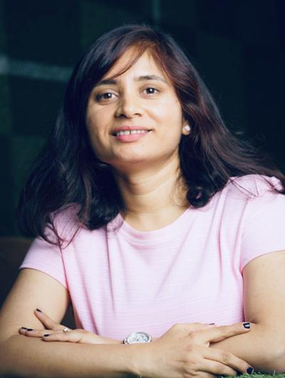 Deepali Nainwal from HeritageModa