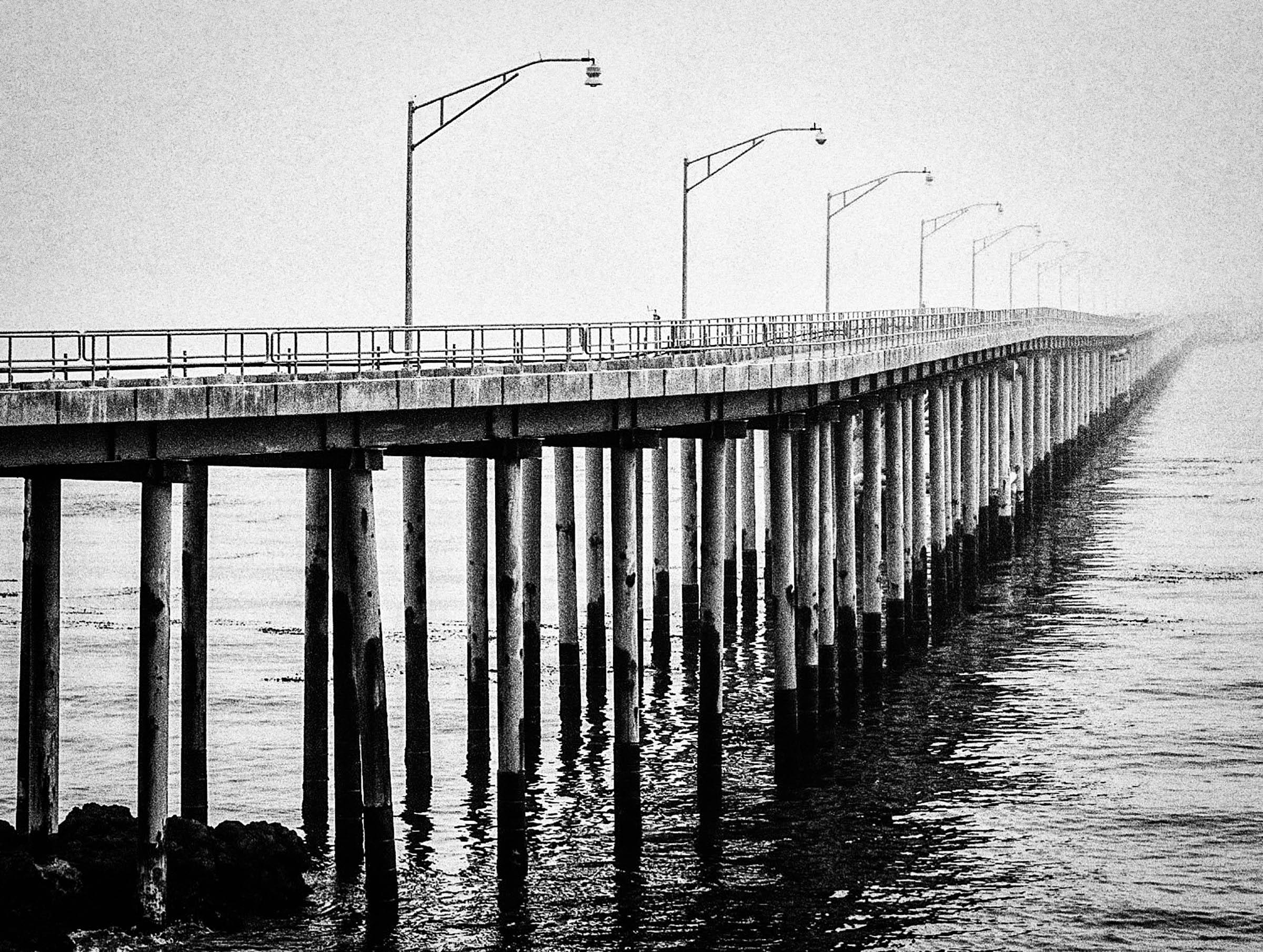 Pier Nowhere Shamus Johnson