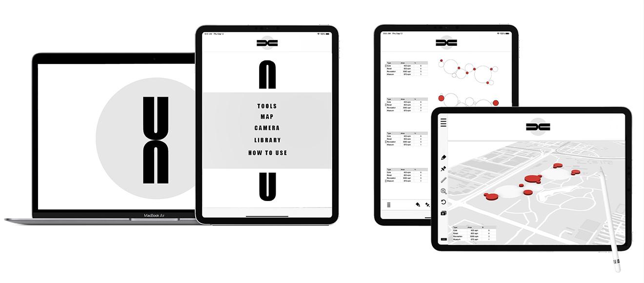 Uflow - User interface