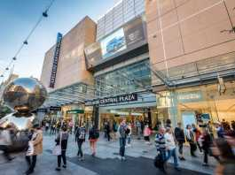 Adelaide Central Plaza Celebrated