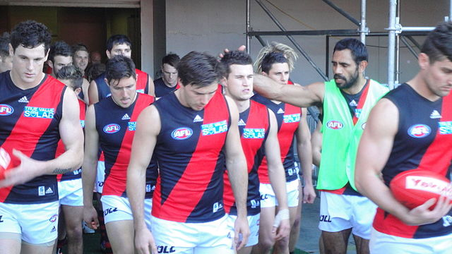 AFL - The Essendon Football Club (The Bombers)
