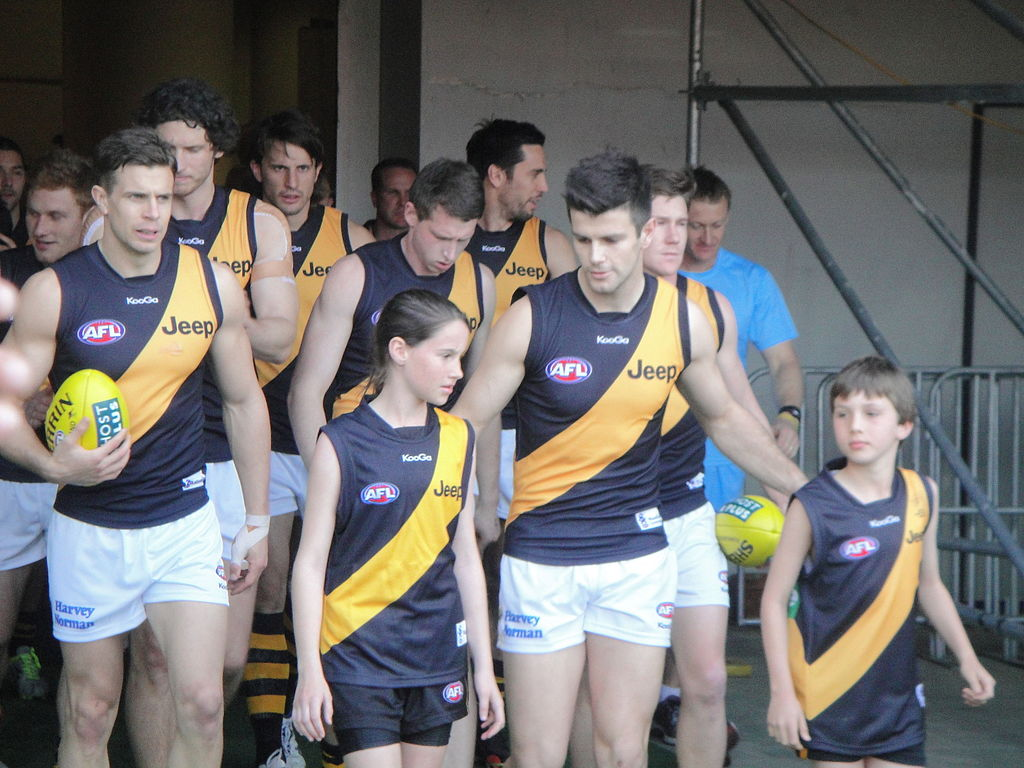 AFL - The Richmond Football Club (The Tigers)