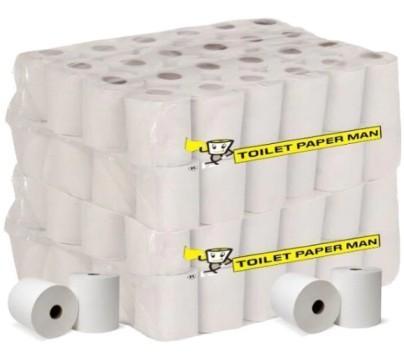 Toilet Paper Man