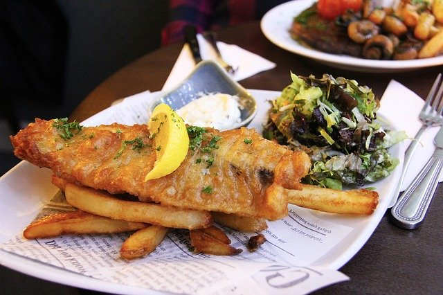 Fish And Chips in Geelong