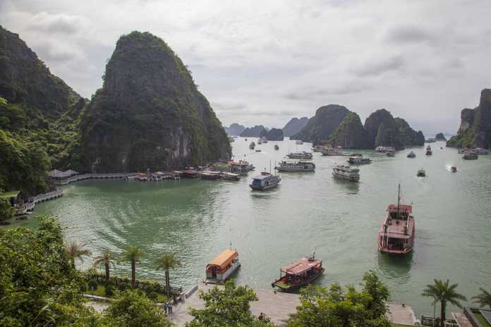 Everything you need to know about Cruises in Halong
