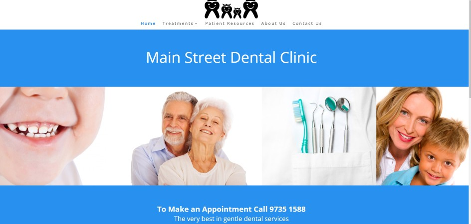 Best dentist in Lilydale