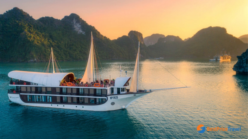 Sena Cruise Halong Bay