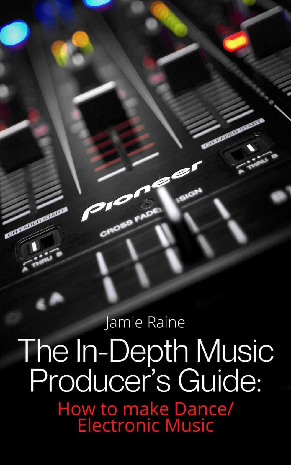 Jamie Raine and his book