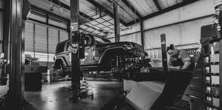 Mechanic shops in Geraldton