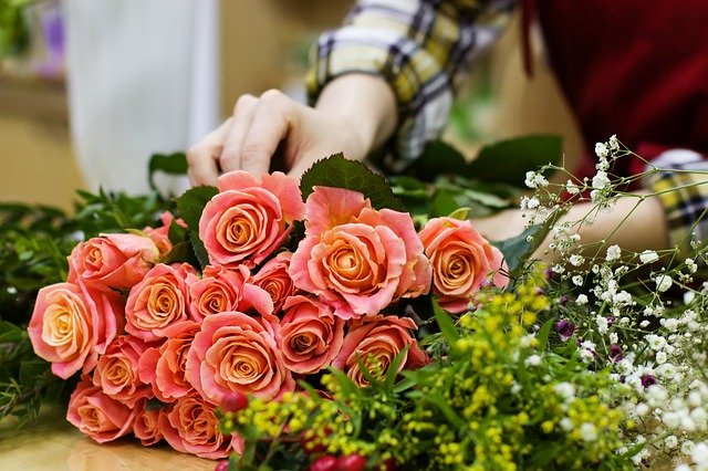 Florists in Tamworth