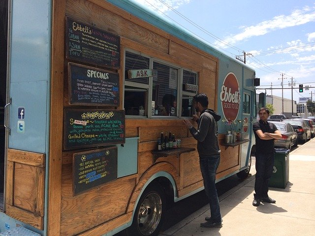 Food Trucks in Gold Coast